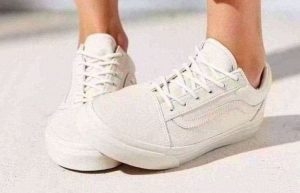 Cómo limpiar unas zapatillas de tela