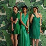 Mejores complementos para un vestido verde