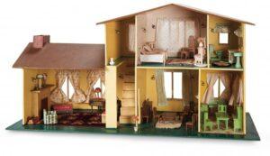5 ideas para hacer casas de muñecas caseras