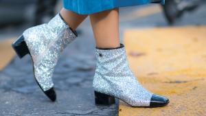Cómo combinar unos zapatos de fiesta