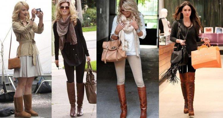 Cómo combinar unos zapatos marrones