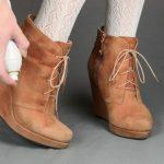 Cómo limpiar unos zapatos de ante