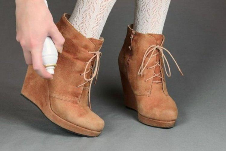Cómo limpiar unos zapatos de ante El armario de Sofía