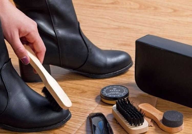 111c238ac6e4d Cómo limpiar unos zapatos de piel - El armario de Sofía