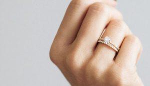 Los 10 mejores anillos de compromiso de plata