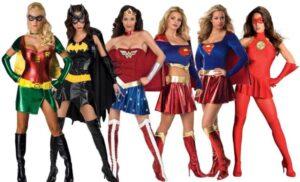 Los 9 mejores disfraces de heroínas para mujeres