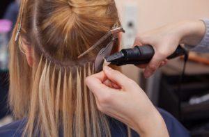 Tipos de extensiones de pelo