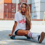 Tips y trucos para vestirse como una skater chic